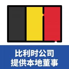 比利时公司提供本地董事丨专业代理注册比利时公司